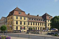 Stadt An Der Fulda